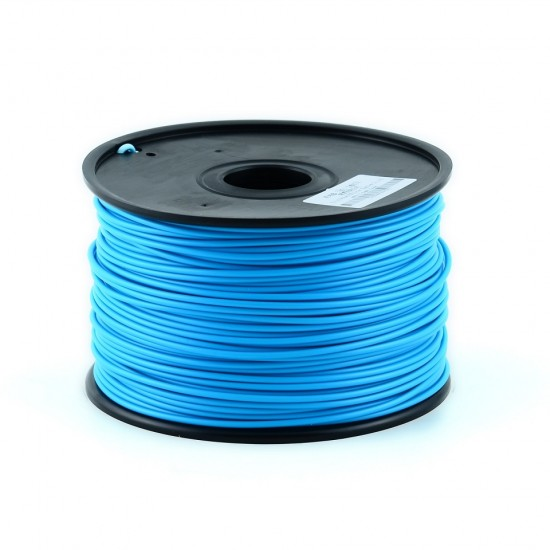 3.0mm cyan ABS filament