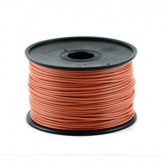 3mm donkeroranje ABS filament