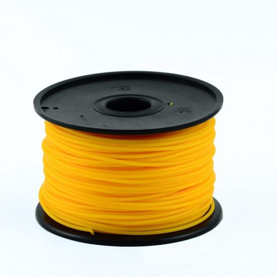 3.0mm golden yellow ABS filament