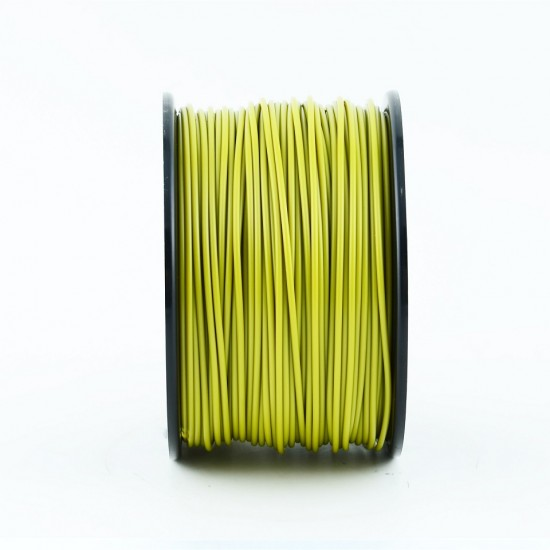 3.0mm olive green ABS filament