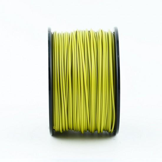 3mm olijfgroen ABS filament