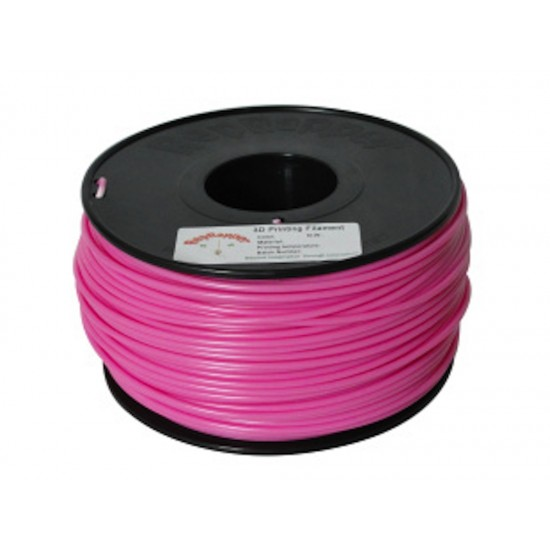 3.0mm pink ABS filament