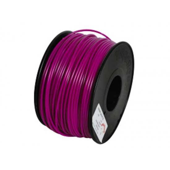 3.0mm violet ABS filament