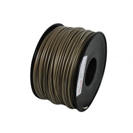 3.0mm bronze ABS filament