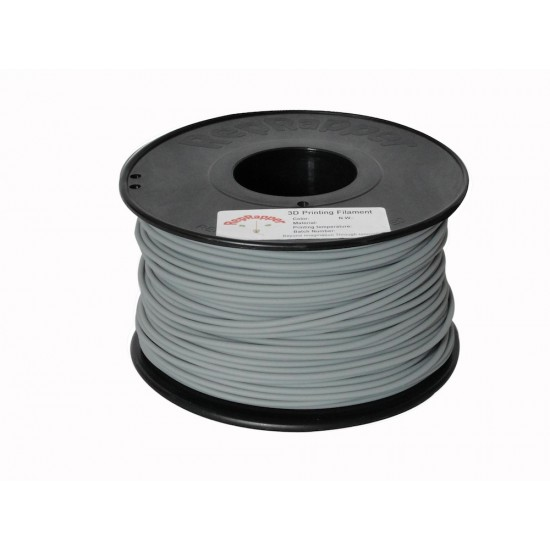 3.0mm mat grey ABS filament