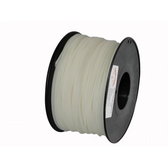 3.0mm natural ABS filament