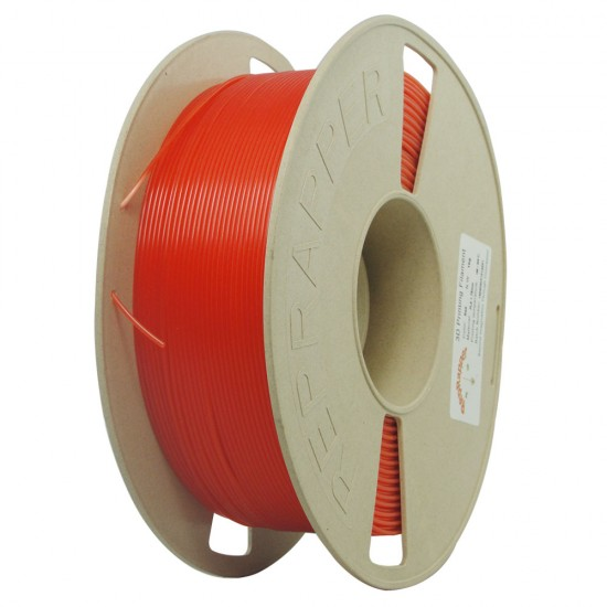 3.0mm red ABS filament