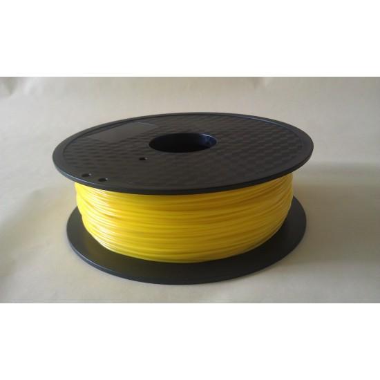 3.0mm yellow flexible filament