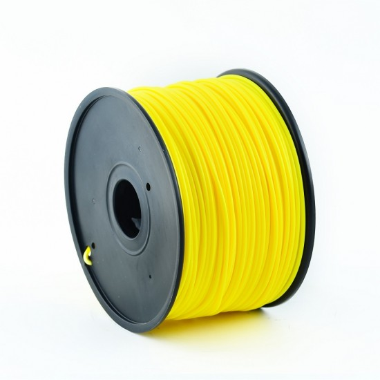 3.0mm dark yellow HIPS filament