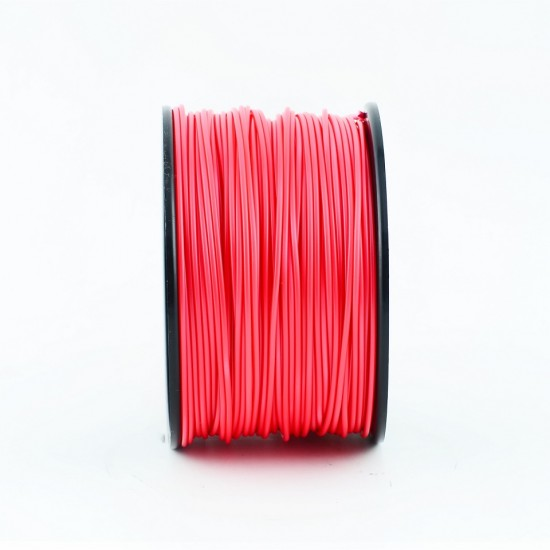 3.0mm red HIPS filament