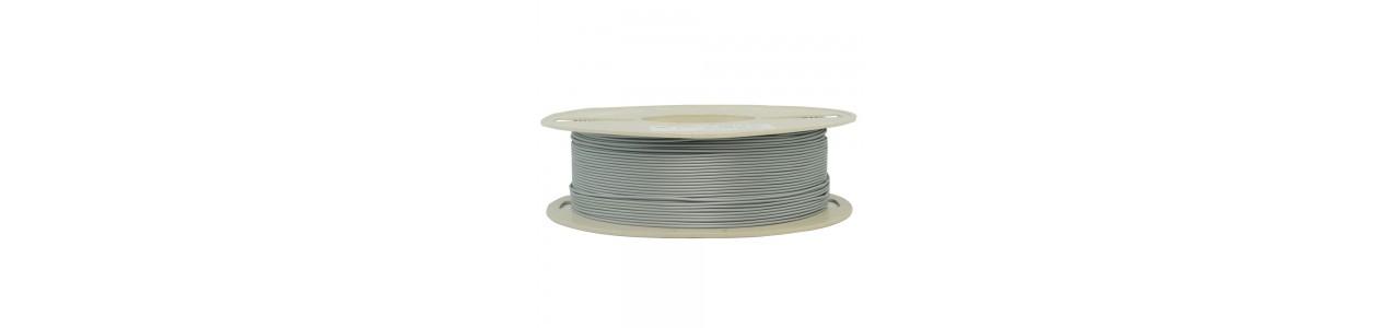 2.85/3.0mm metal PLA filament