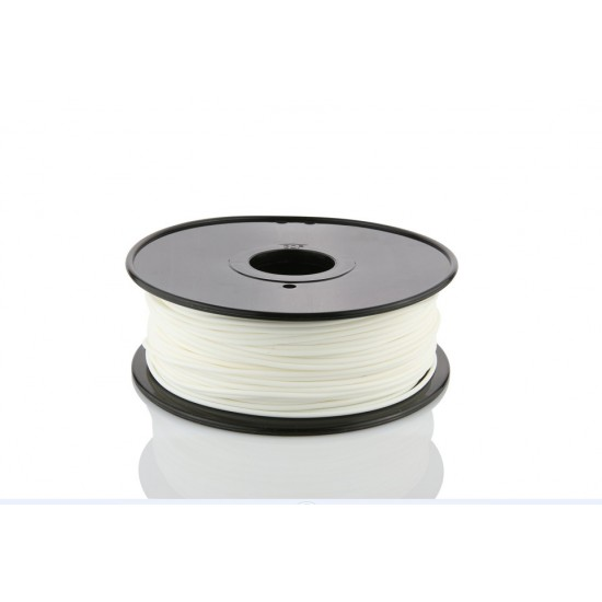3.0mm white nylon filament