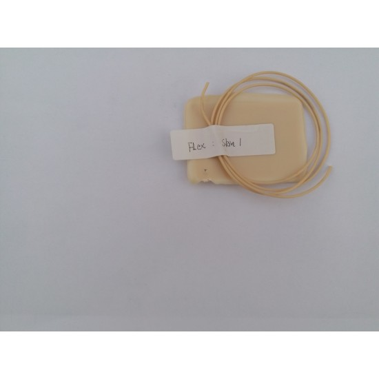 3mm beige PLA filament