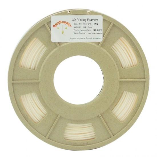 1.75mm beige PLA filament