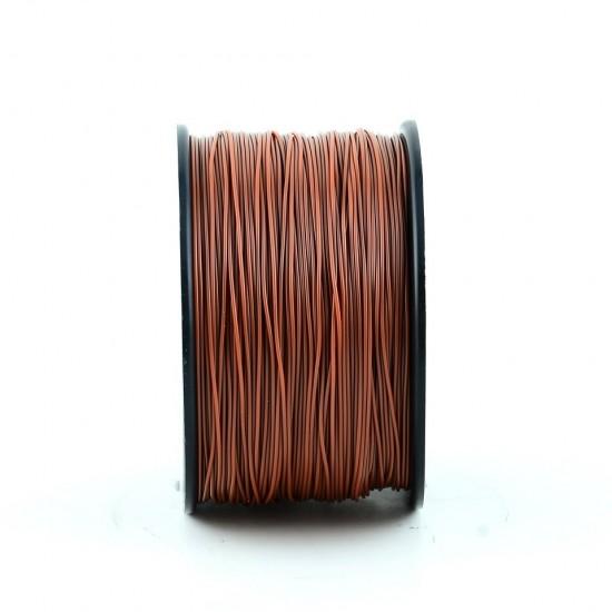 3.0mm bruin PLA filament