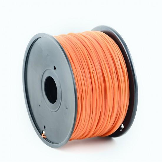 3mm donkeroranje PLA filament