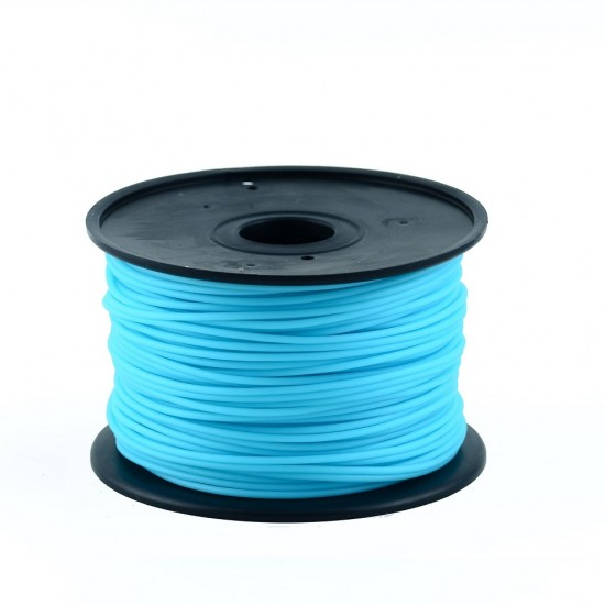 3.0mm sky blue PLA filament