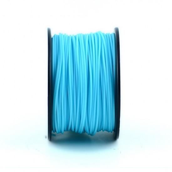 3mm hemelsblauw PLA filament
