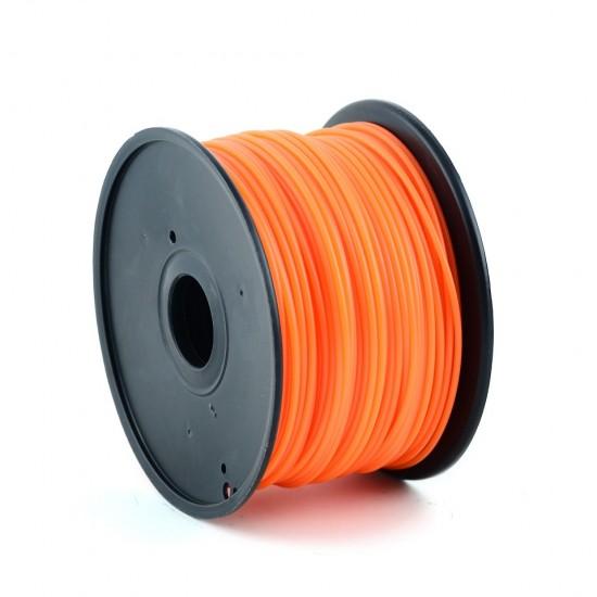 3.0mm orange PLA filament f&m