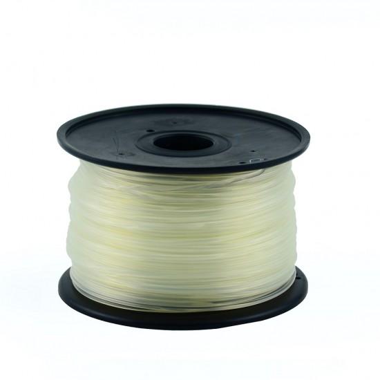 3.0mm transparent PLA filament