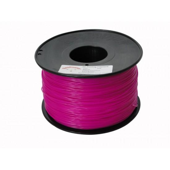 3mm violet PLA filament