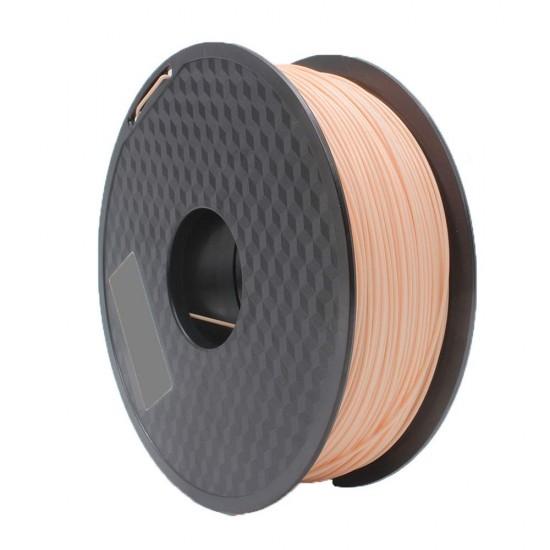 1.75mm zalmroze PLA filament