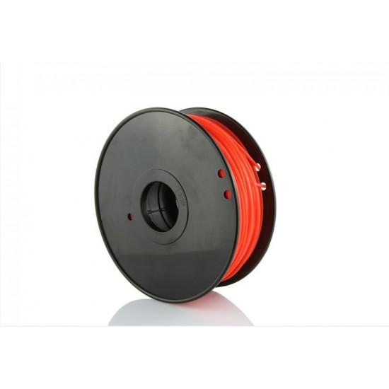 3mm red PETG filament
