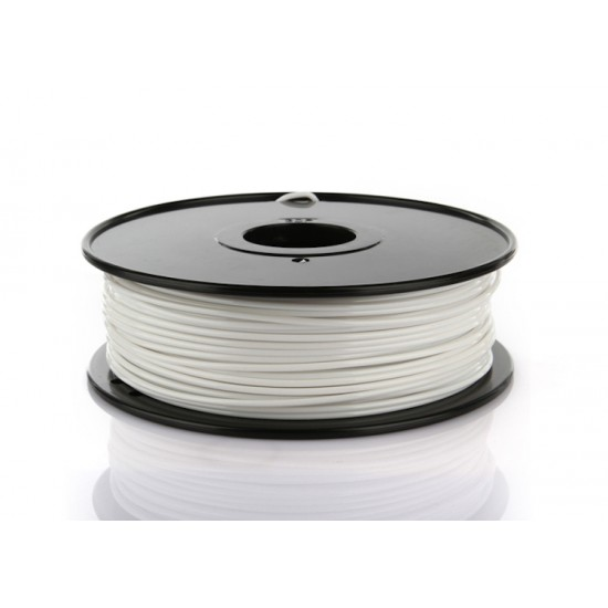 3mm white PETG filament