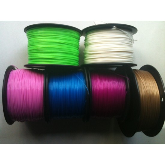 3.0mm tryout pack 1 ABS filament