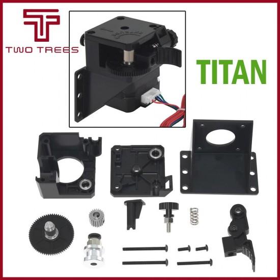 Dual gear extruder voor 1.75mm filament titan clone