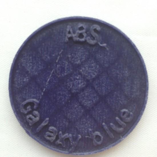 1.75mm galaxy ABS filament