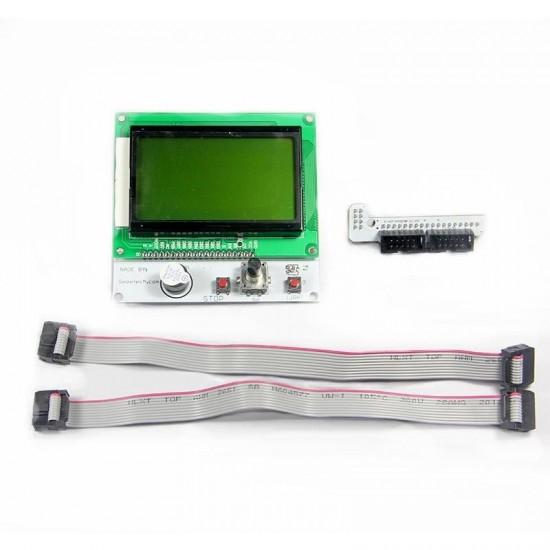 Sainsmart LCD12864 controller