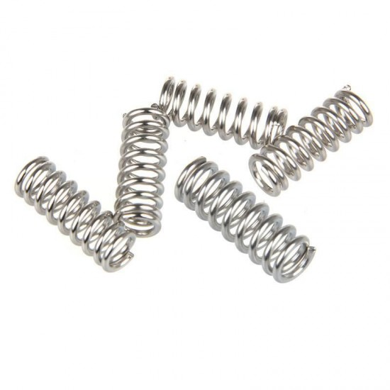 set of 5 springs
